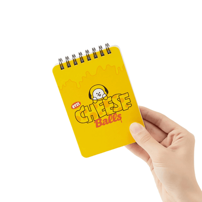 BT21 CHIMMY Sweet Spring Notepad