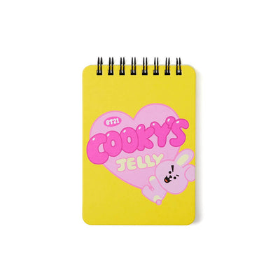 BT21 COOKY Sweet Spring Notepad