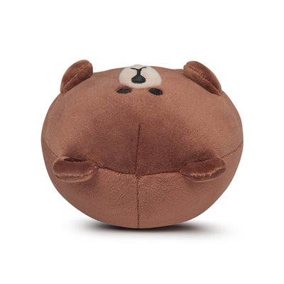 BROWN Pong Pong Standing Plush Figure