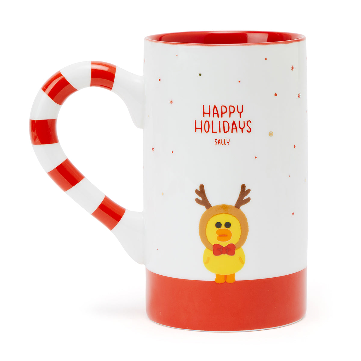 SALLY Ceramic Coffee Mug