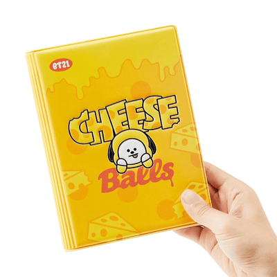 BT21 CHIMMY Sweet Cover Spring Notebook