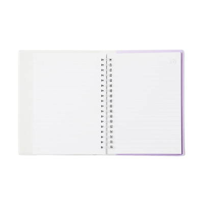 BT21 MANG Sweet Cover Spring Notebook
