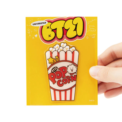 BT21 RJ Sweet Epoxy Sticker
