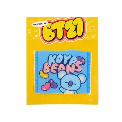 BT21 KOYA Sweet Epoxy Sticker