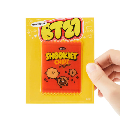 BT21 SHOOKY Sweet Epoxy Sticker