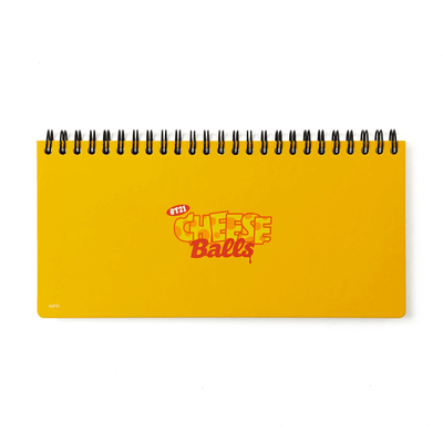 BT21 CHIMMY Sweet Weekly Planner