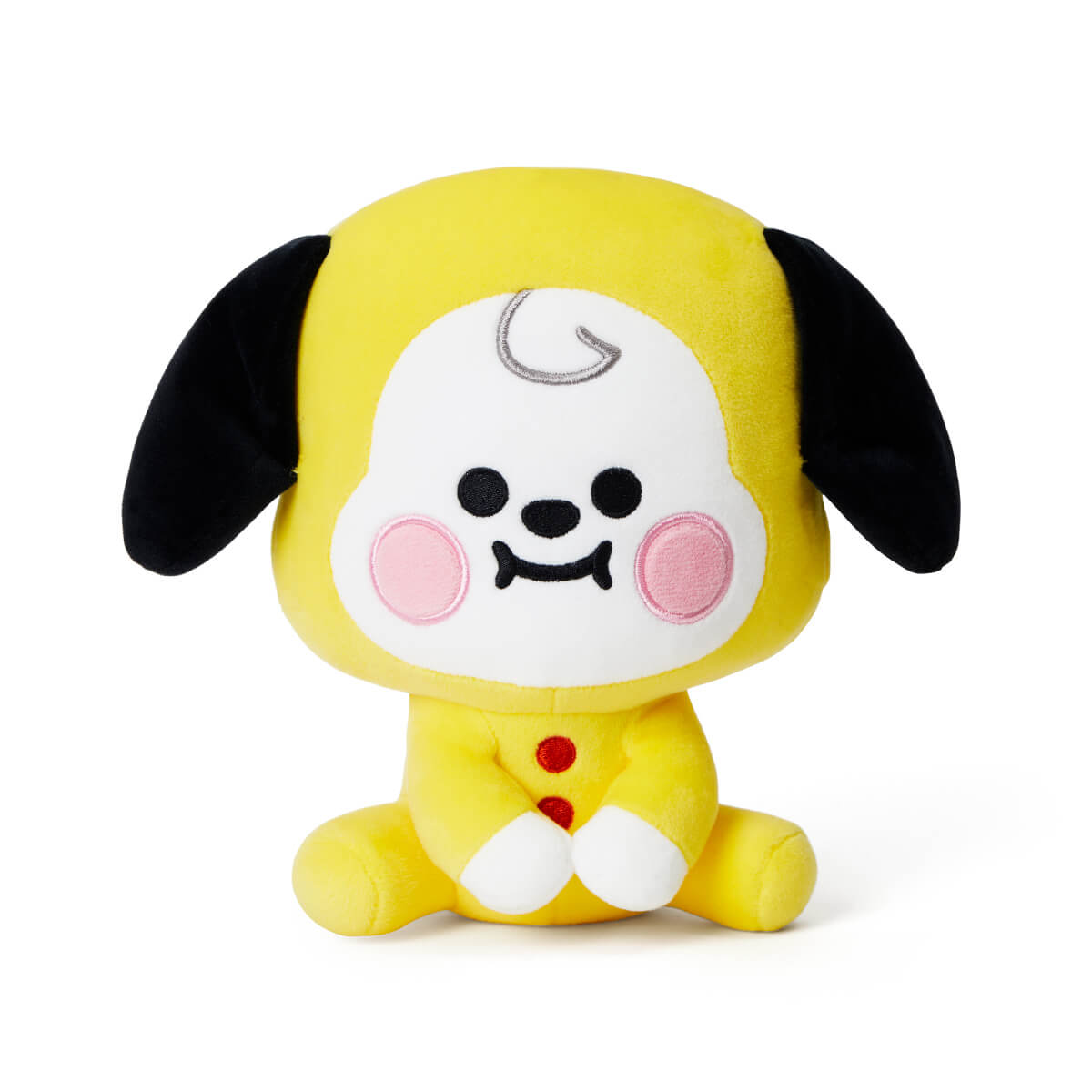 BT21 CHIMMY Baby Sitting Doll 7.9 inch