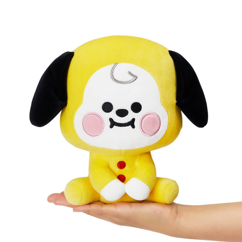 BT21 CHIMMY BABY Sitting Doll 7.9""
