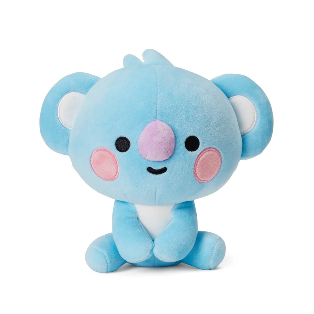 BT21 KOYA Baby Sitting Doll 7.9 inch