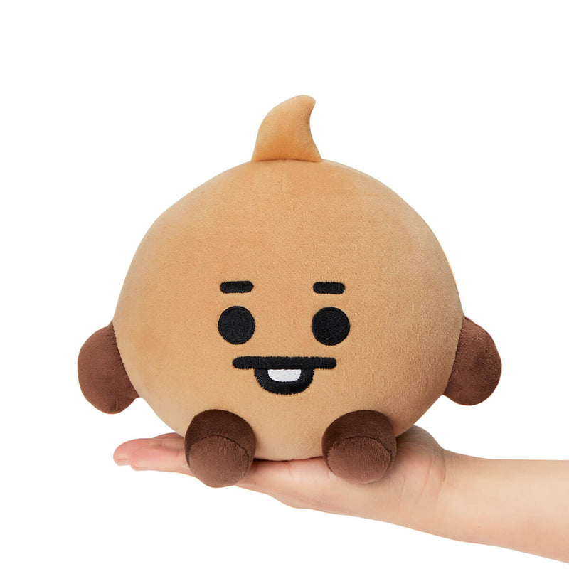 BT21 SHOOKY Baby Sitting Doll 7.9 inch