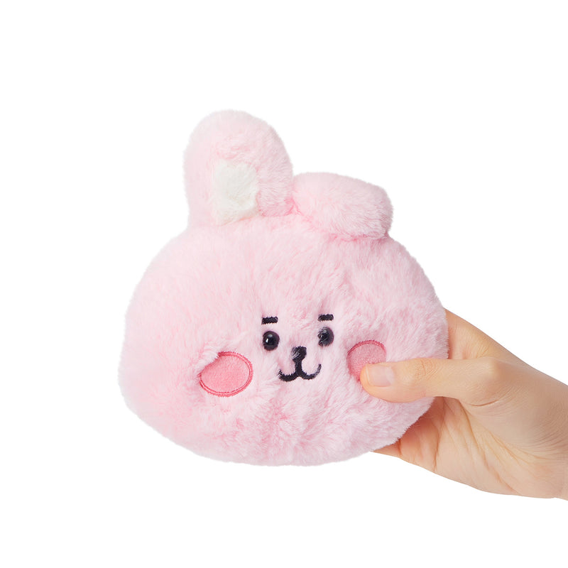 BT21 COOKY Baby Flat Fur Mini Pouch