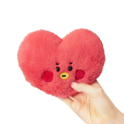 BT21 TATA Baby Flat Fur Mini Pouch
