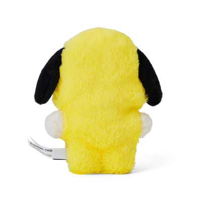 BT21 CHIMMY Baby Flat Fur Standing Doll 7.9""
