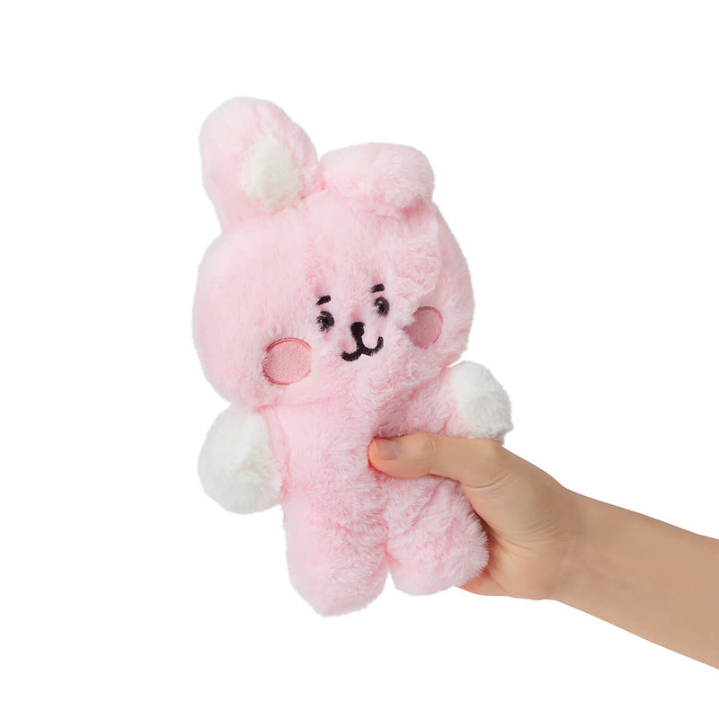 BT21 COOKY Baby Flat Fur Standing Doll 7.9""