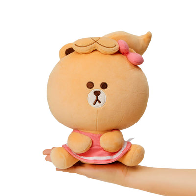 MINI CHOCO Sitting Doll 7.9""