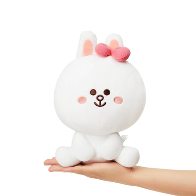 LINE FRIENDS MINI CONY Sitting Doll 7.9""