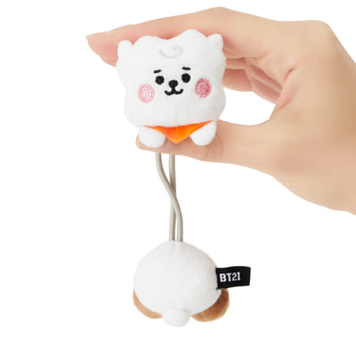 BT21 RJ Baby Plush Hair Tie