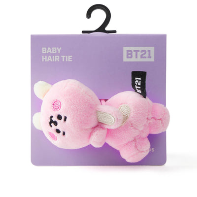 BT21 COOKY BABY Plush Hair Tie