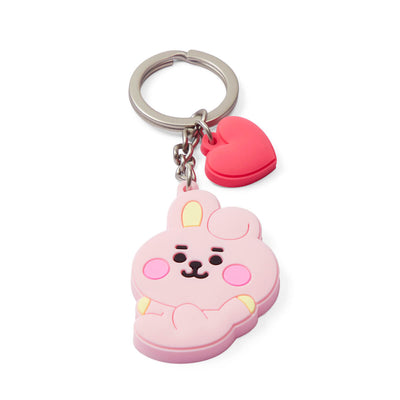BT21 COOKY Baby Silicone Keyring