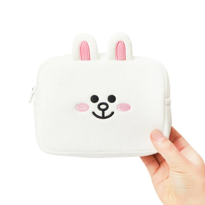 LINE FRIENDS CONY Basic Multi Pouch Medium