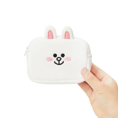 LINE FRIENDS CONY Basic Multi Pouch Small