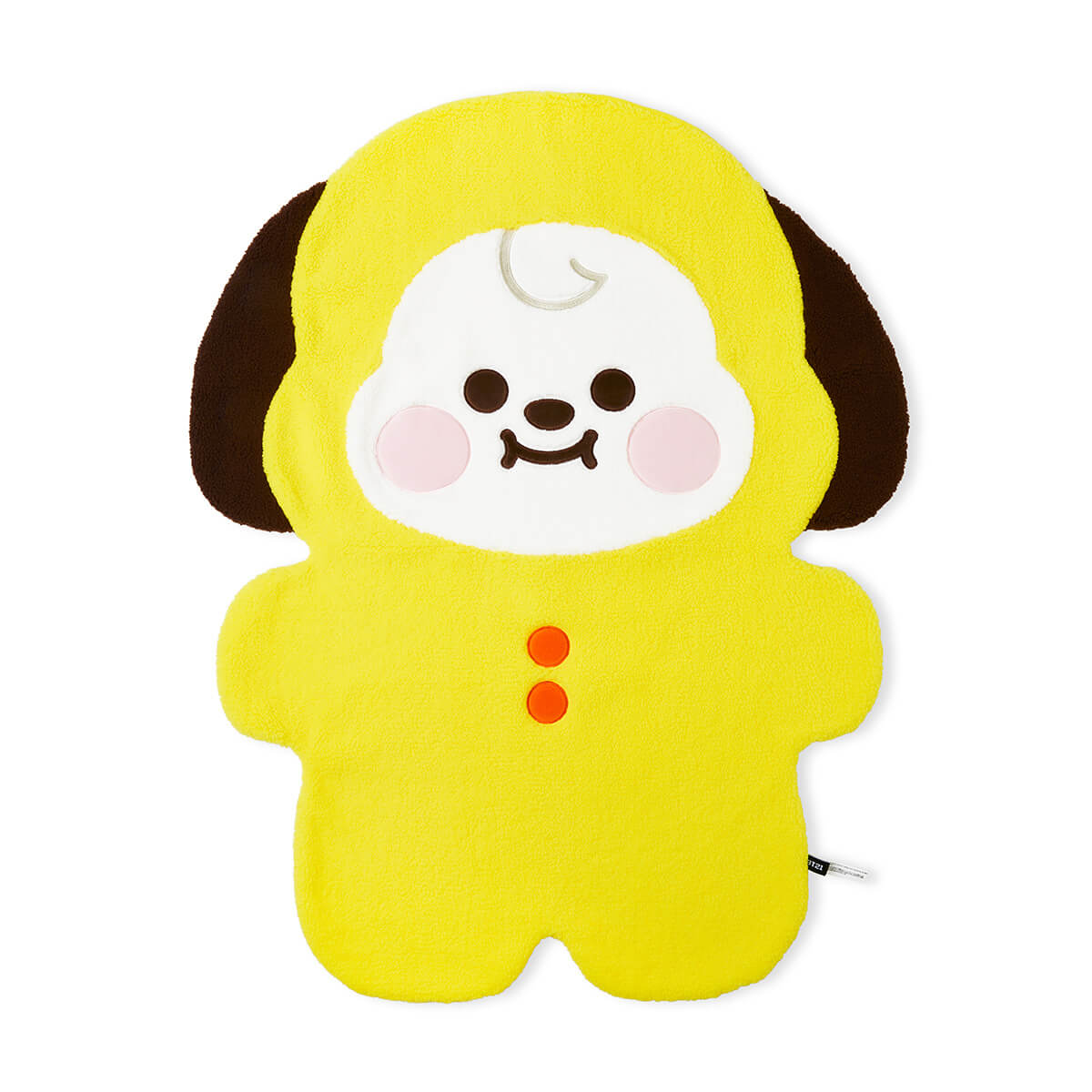 BT21 CHIMMY BABY Boucle Lap Blanket