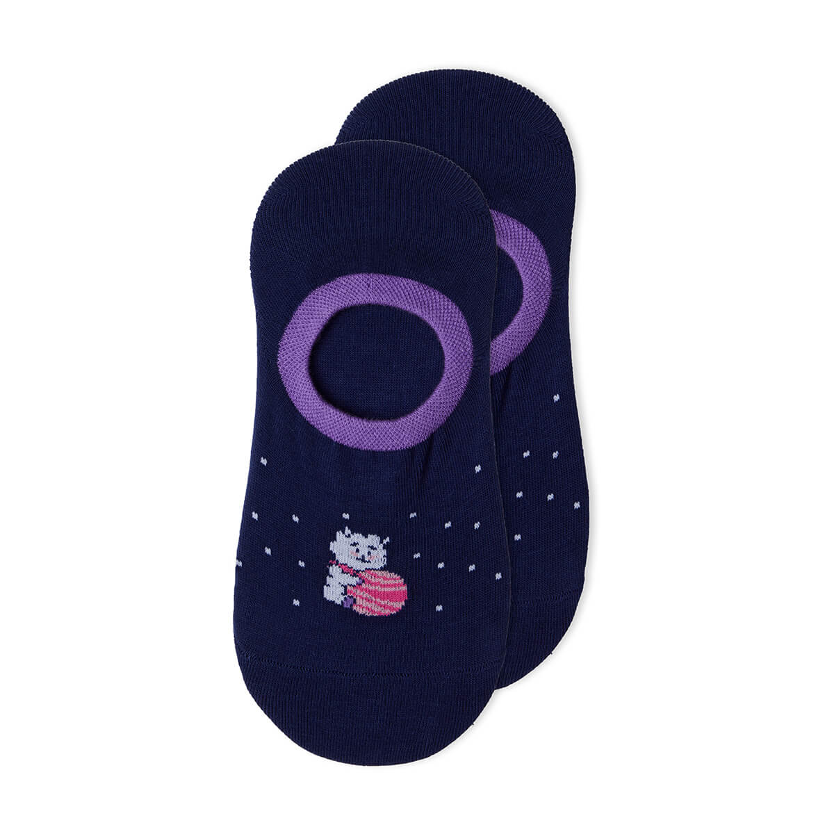 BT21 RJ Space Wappen No Show Socks