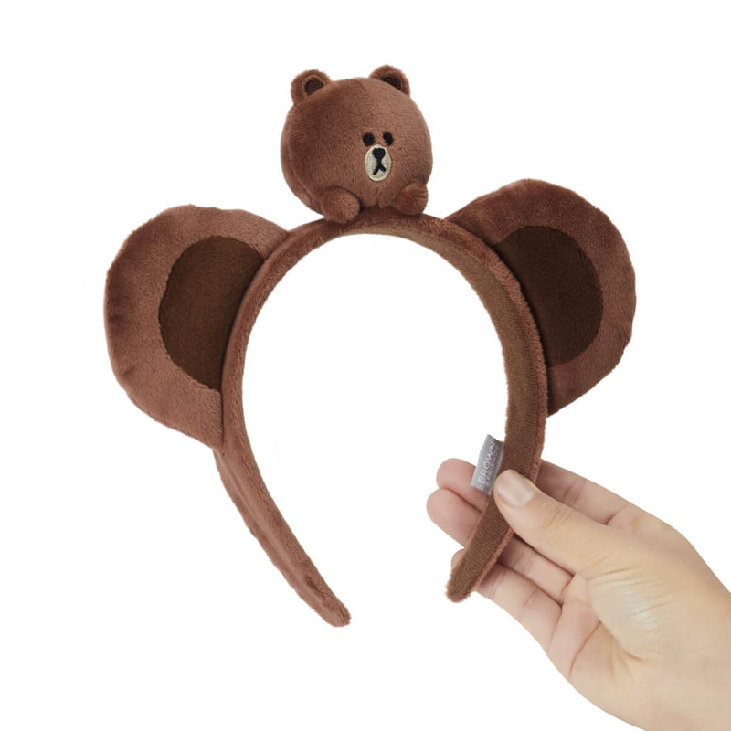 BF BROWN Costume Hairband
