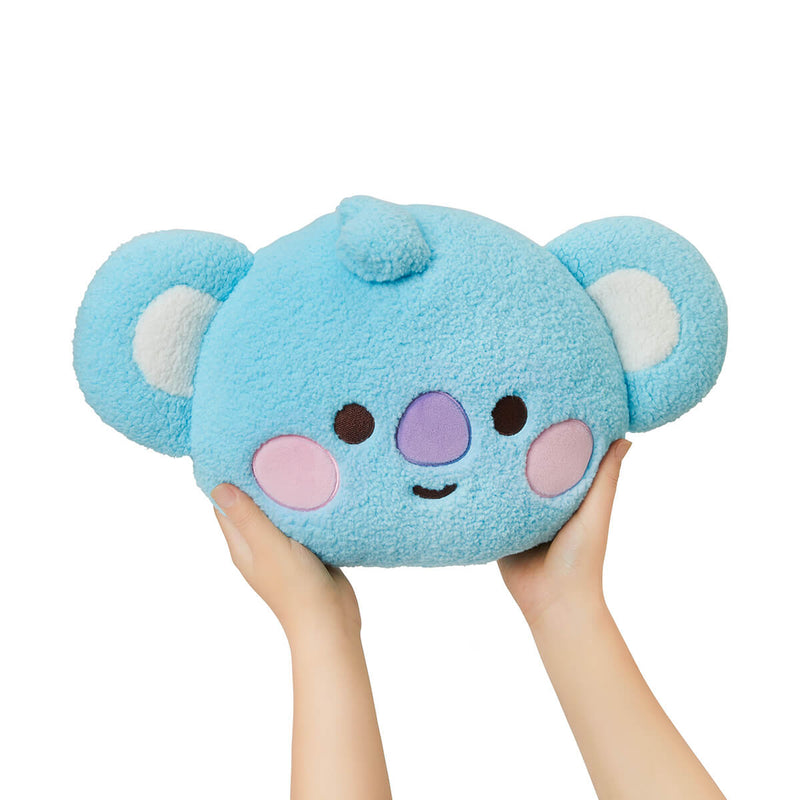BT21 KOYA BABY Boucle Face Cushion