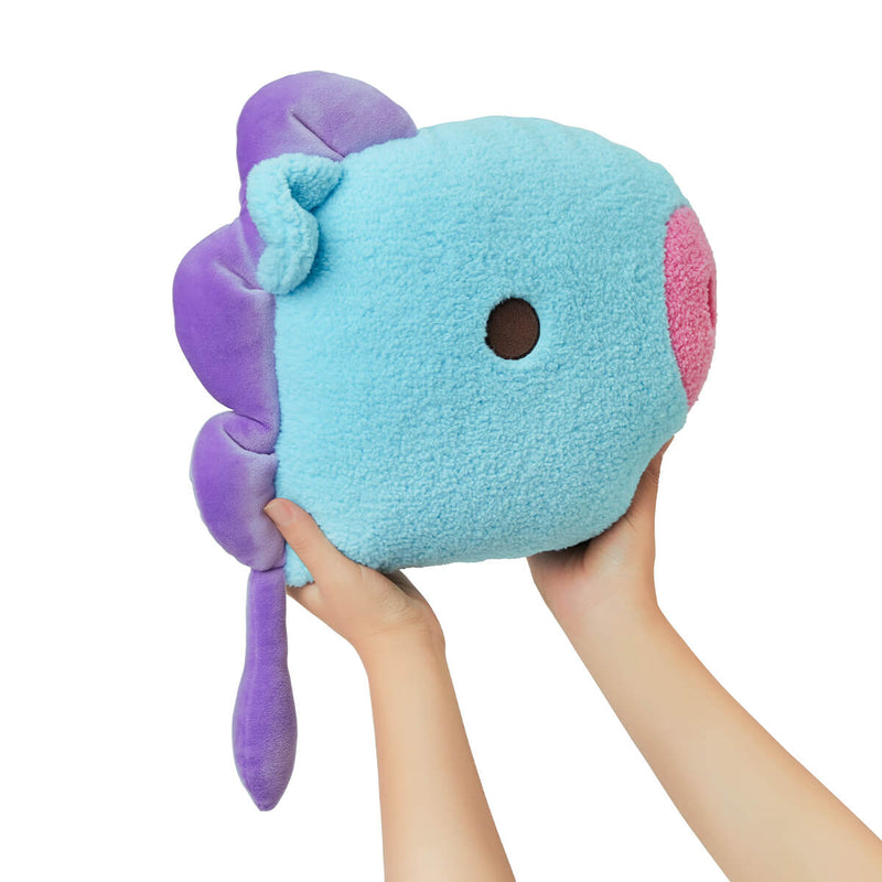 BT21 MANG BABY Boucle Face Cushion