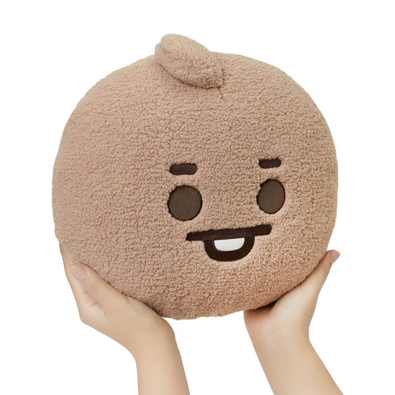 BT21 SHOOKY BABY Boucle Face Cushion