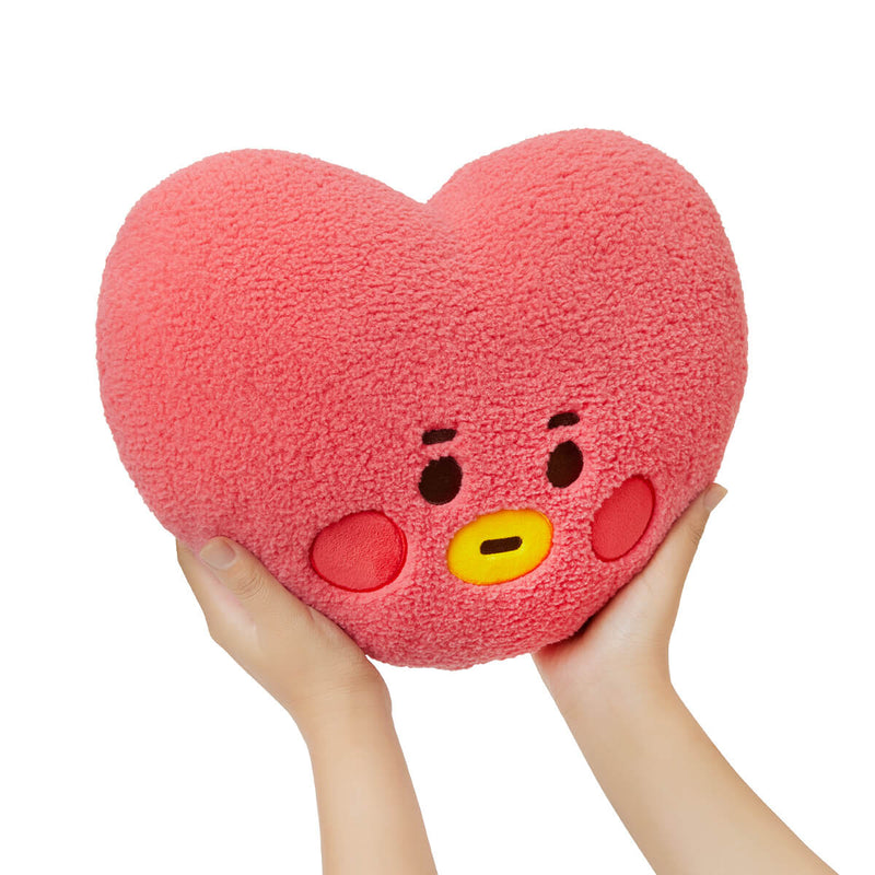 BT21 TATA BABY Boucle Face Cushion