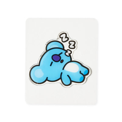 BT21 KOYA Epoxy Decal Sticker (21)
