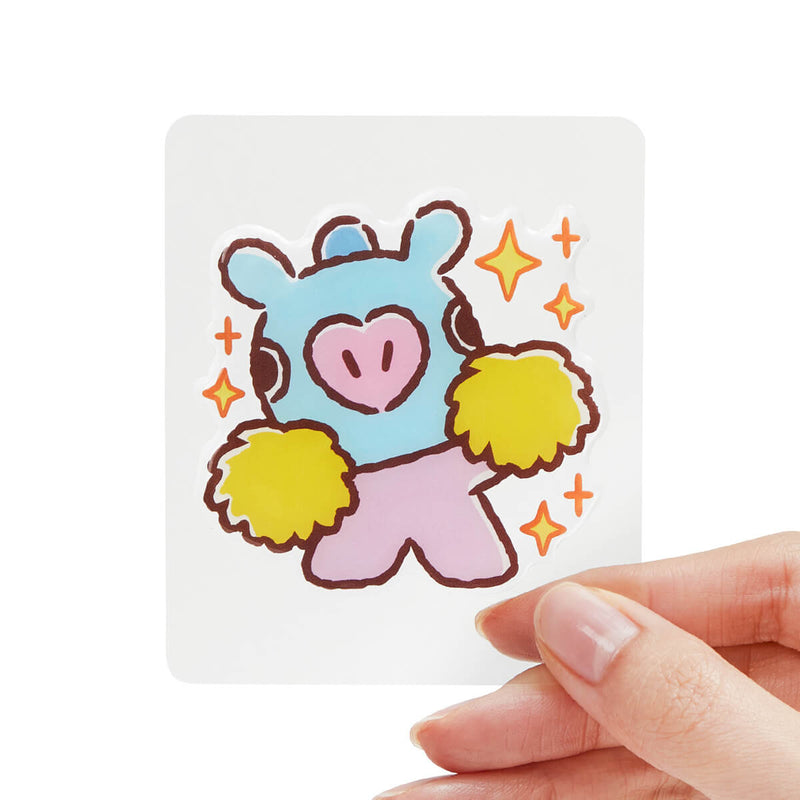 BT21 MANG Epoxy Decal Sticker (23)