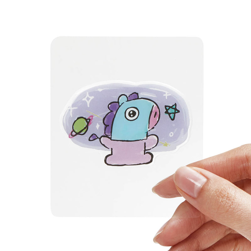 BT21 MANG Epoxy Decal Sticker (24)