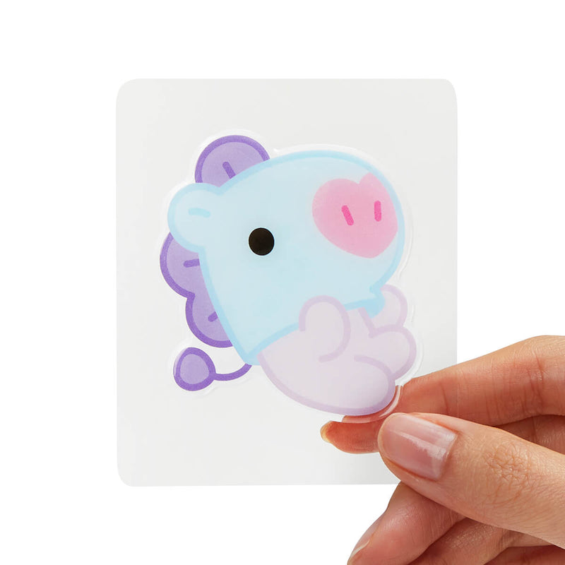 BT21 MANG BABY Epoxy Decal Sticker (25)