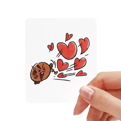 BT21 SHOOKY Epoxy Decal Sticker (15)