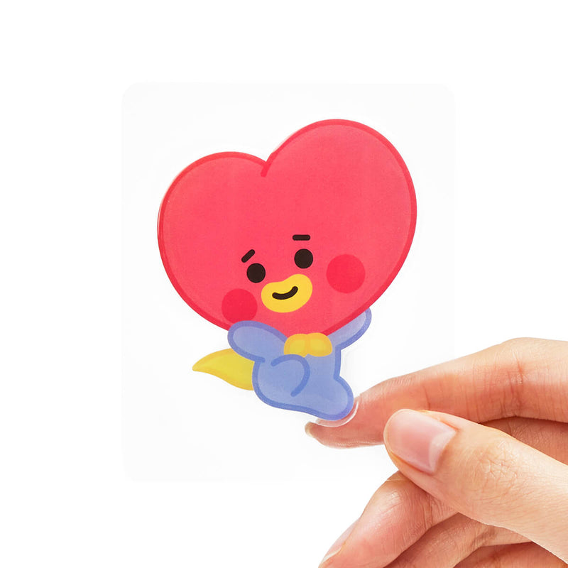 BT21 Baby TATA Epoxy Decal Sticker (02)