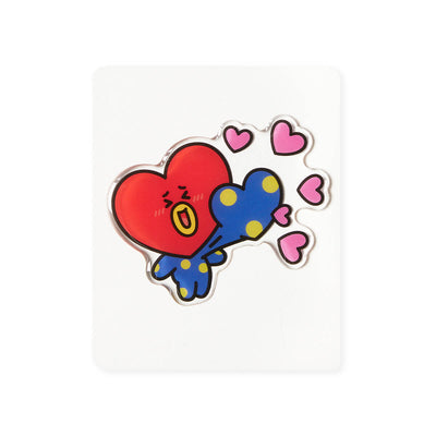 BT21 TATA Epoxy Decal Sticker (04)