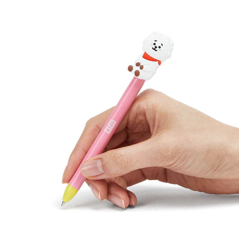 BT21 RJ HEART Gel Pen
