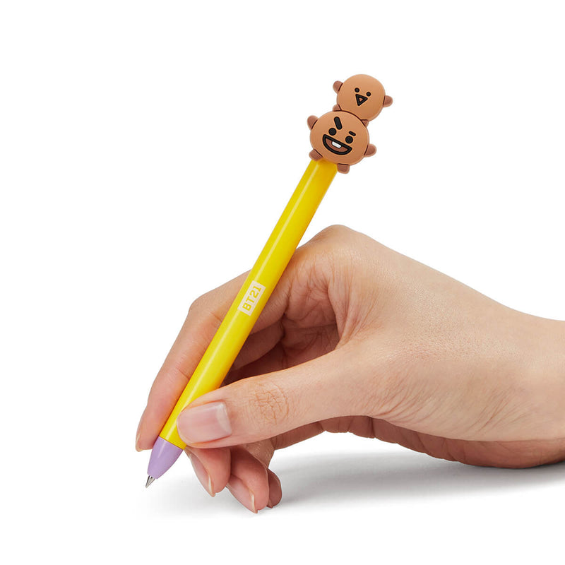 BT21 SHOOKY HEART Gel Pen