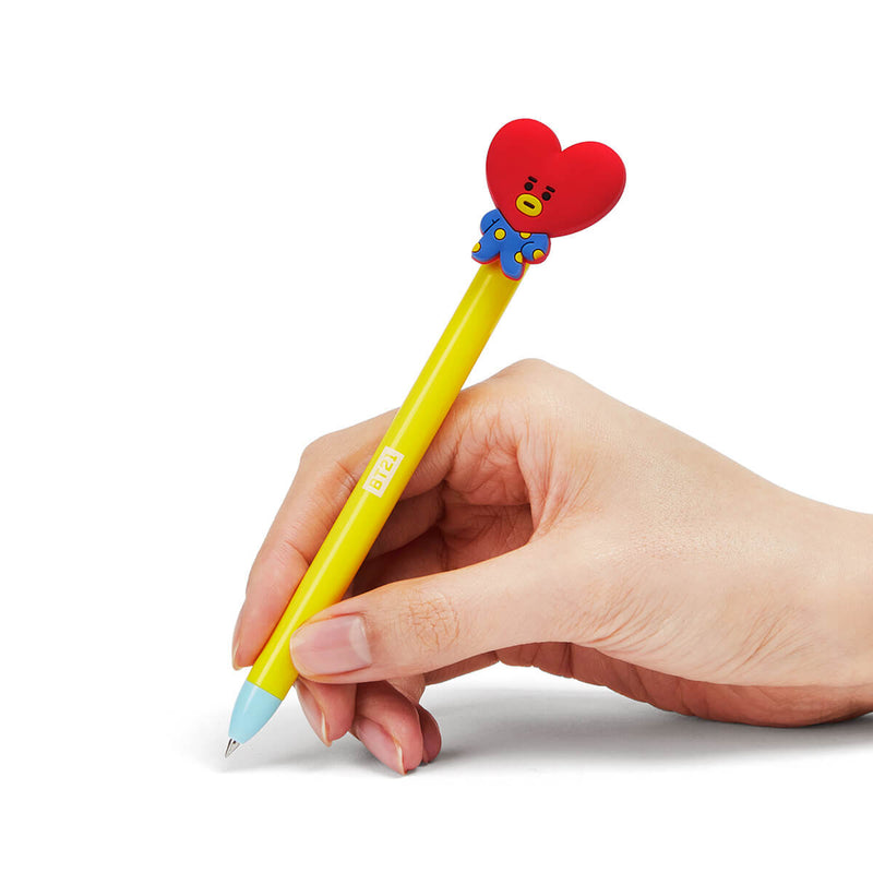 BT21 TATA HEART Gel Pen