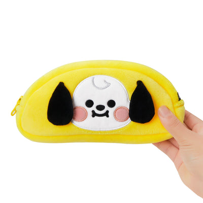 BT21 CHIMMY Baby Plush Pencil Case