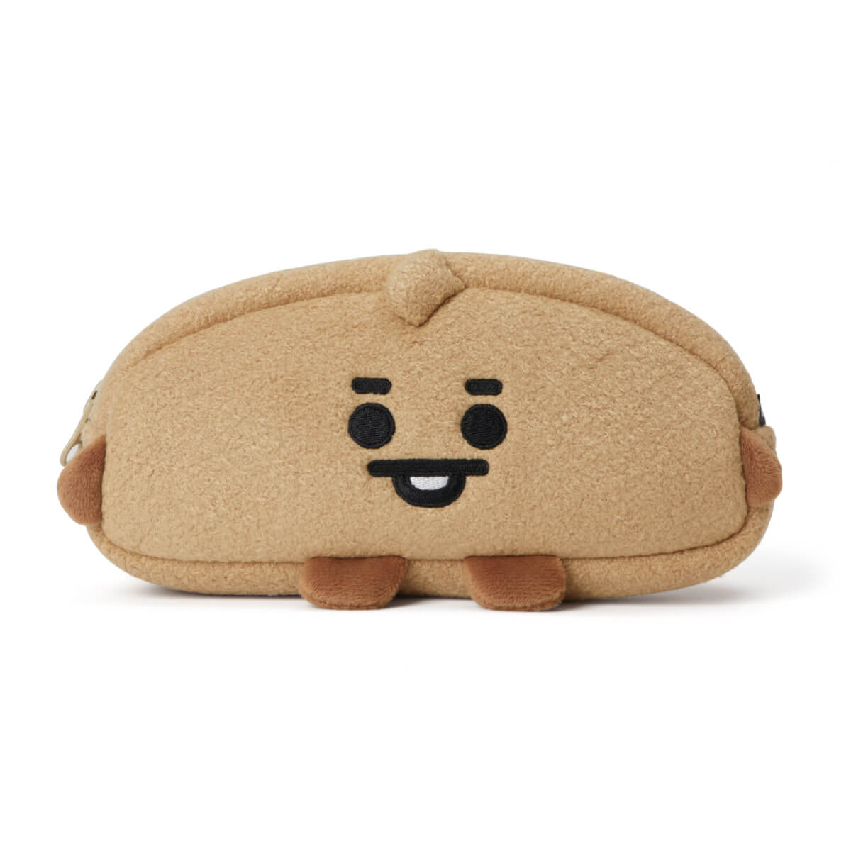 BT21 SHOOKY Baby Plush Pencil Case
