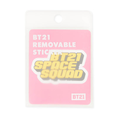BT21 Removable Decal Sticker (33)