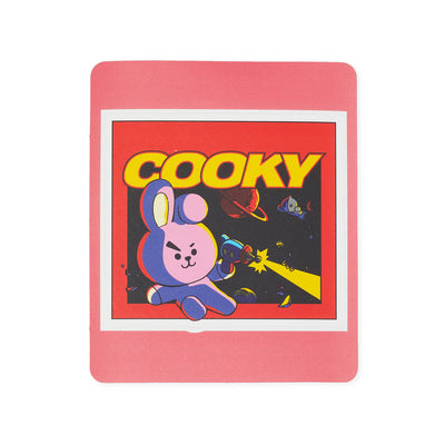 BT21 COOKY Removable Decal Sticker (22)