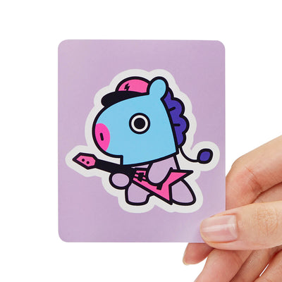 BT21 MANG Removable Decal Sticker (26)