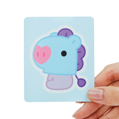 BT21 MANG BABY Removable Decal Sticker (28)