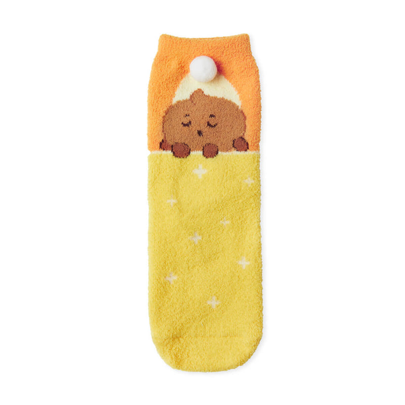 BT21 SHOOKY Dream of Baby Fuzzy Sleep Socks