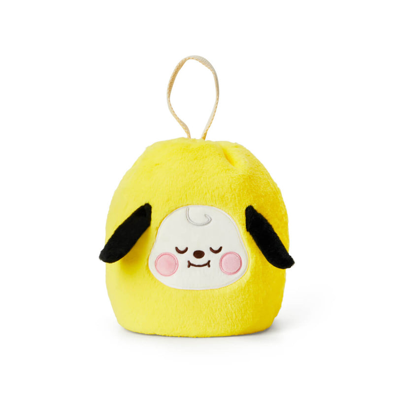 BT21 CHIMMY Dream of Baby Fluffy Bucket Bag